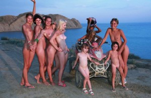 nudebeaches family photos